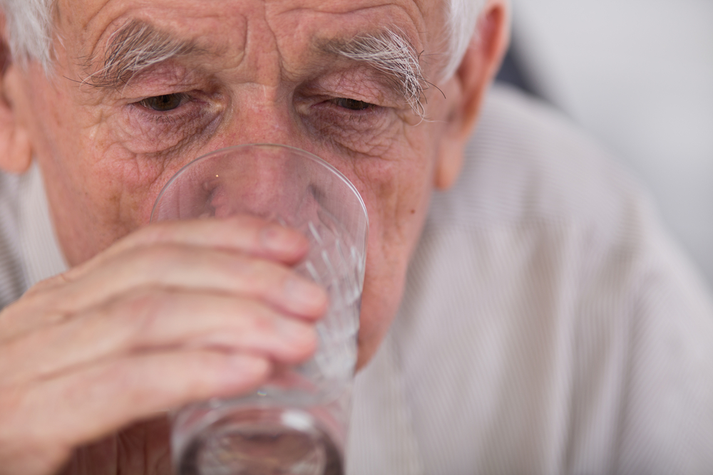 article Dehydration in the Elderly