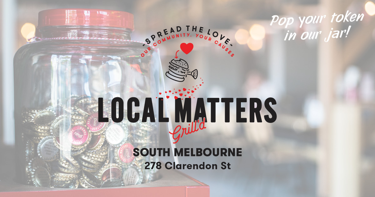 article We've Been Selected to Participate in Local Matters this January