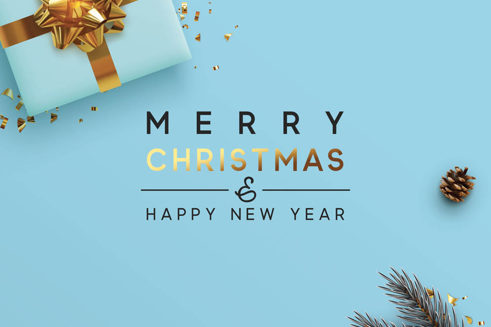 article Merry Christmas & Happy New Year